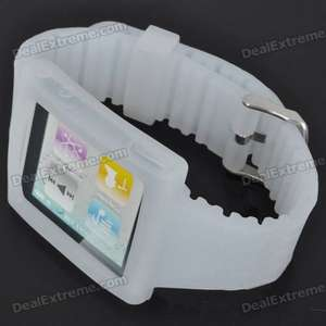 Watch style silicone case for ipod nano £1.68 from dx