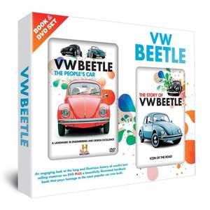 VW Beetle, the world most evil killers,Cricket DVD & Cufflinks Gift Set,Boxing DVD & Cufflinks Gift Set,Football DVD & Hip Flask Set, John WIlsons Fishing Book & DVD Set all 80% off £3.00 @ Debenhams (click and collect) see 1st comment for all links