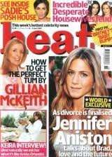 12 issues of Heat magazine for £13, plus £6.30 Topcashback