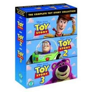 Toy Story Trilogy DVD Boxset is Only £9.00 @ Sainsburys INSTORE