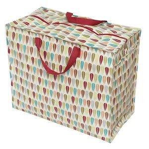 JUMBO STORAGE RECYCLED REUSABLE BAG £1.79 @ Home bargains