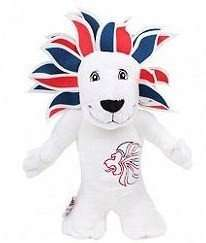 London 2012 Pride Lion 30cm Soft Toy £1 (down from £20) + £2.99 delivery @ The Entertainer (Tesco Direct)
