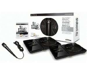 (PS3) DJ Hero 2 - Party Bundle with 2 Turntable Controllers + Mic --- £18 Click & Collect --- TESCO Direct