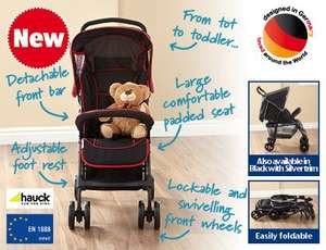 Childs Hauck Sport Buggy @ Aldi £22.99