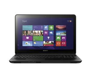 SONY VAIO FIT E (SVF1521P2EB ) CORE i5 4GB 500GB TOUCH SCREEN BUT (REFURBISHED) £419 @CURRYS