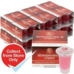 Shuda shots (various flavours avail) 48 X 25ml SHOTS for £11.88