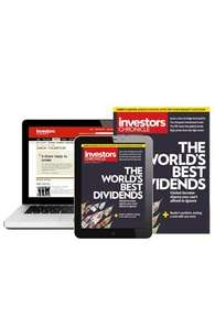 CHEAPEST EVER! Investor's Chronicle Magazine + Digital Access: £12 for 12 weeks trial @ Investors Chronicle magazine