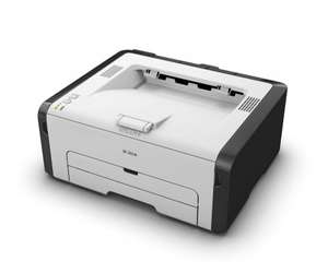 Ricoh SP201N Laser Mono Network Printer Now £29 instore @Tesco