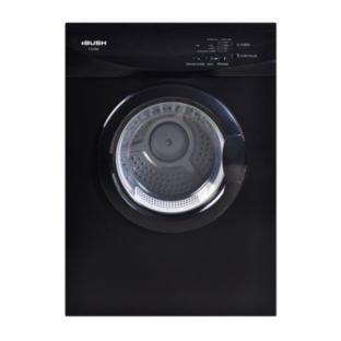 Bush TDV6S Vented Tumble Dryer Black,Silver or White £138.94 Delivered @ Argos