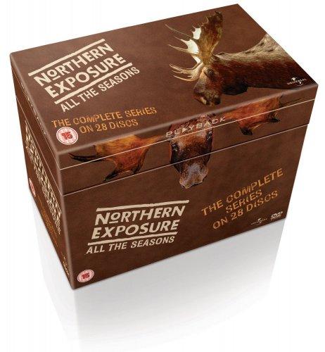 Northern Exposure - Season 1-6 Complete DVD £29.00 @ Amazon