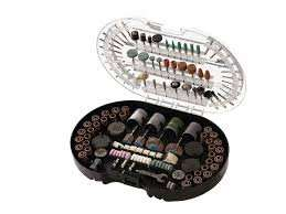 Parkside 276 piece rotary tool accessories kit 12.99 @ Lidl