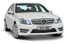 Mercedes-Benz C class saloon C180 Executive SE 4dr £20656 @ Carfile