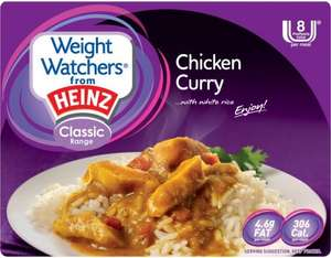 Weight Watchers meals from Heinz ONLY 89p @ Farmfoods