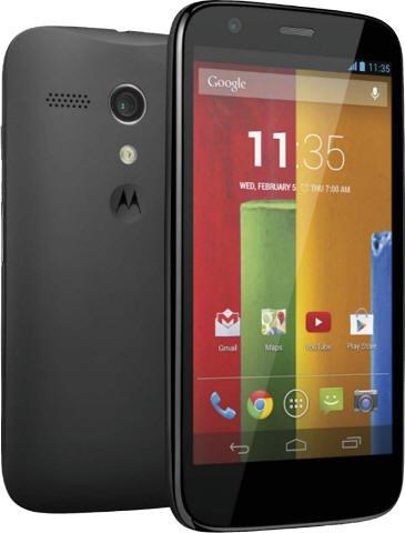 Motorola Moto G back in stock £104 @ Tesco Direct