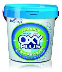 OXY Plus stain remover powder 1KG £1.99 @ Home Bargains