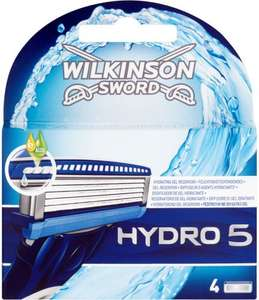 Wilkinson Sword Hydro 5 Blades Refill (Pack of 8) £3.75 ASDA