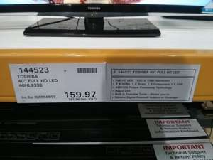 "Toshiba 40HL933B 40"" Full HD LED TV - £191.96 @ Costco"