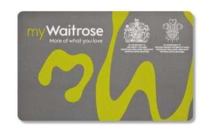 Extended to Waitrose online - FREE weekday/weekend newspaper for My Waitrose customers