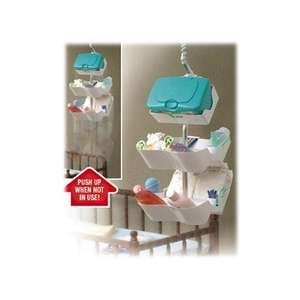 Baby Bapper Retractable Baby Storage Caddy was £24.99 now £9.99 @ Kiddies Kingdom