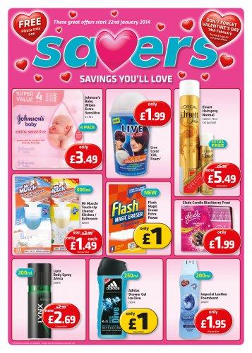 Durex Passion fruit Flavoured Lubricant 50ml - £1.49 instore @ Savers