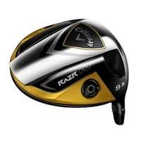 Callaway RAZR Fit uDesign Driver SALE PRP £349.00 Now £99 @ Clickgolf