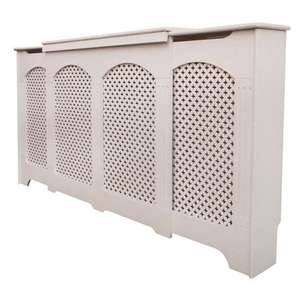 Medium/Large Adjustable Radiator Cover £68.98 delivered @ Brooklyn Trading