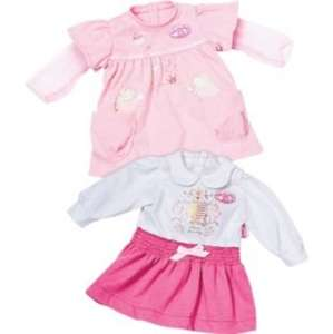 Baby Annabell Twin Fashion Outfit Pack was £9.99 then £5.99 NOW £3.99 at ARGOS