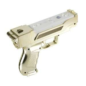 Get a gold finger! Wii / Wii U 00 Golden Gun Tesco Direct £2.25