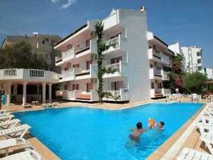 Kaan Apartments (Turkey) - £25.54  for  7 Nights  - Thomas Cook.