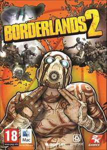 Borderlands 2 (Steam) £3.75 with code @ Gamefly