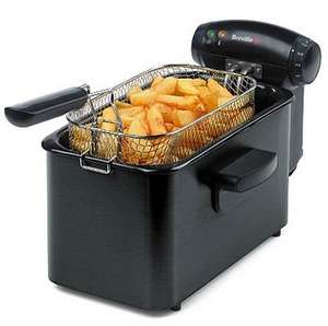 Breville Black Pro Fryer £25 @Asda Direct