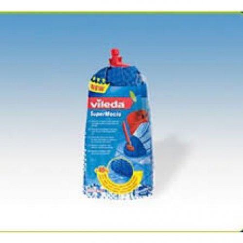 Vileda Supermocio 3 action mop refill £1.96 toolbox (Delivery @ £3.97)