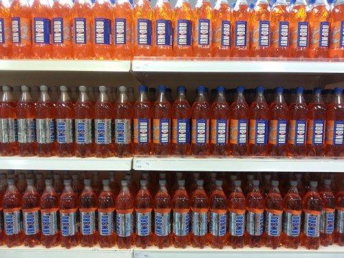 75p / litre of Irn Bru in Scotmid / Co-op