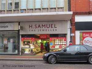 H Samuels Leigh, Lancs store closing, 50% off EVERYTHING