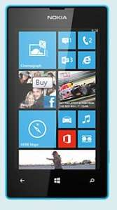Nokia Lumia 520 Smartphone from Carphone Warehouse from £59.95