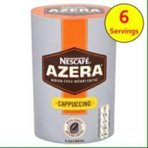 Nescafé Azera Cappuccino and Latte at £1.50 @ Asda