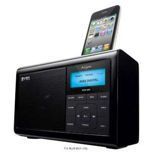 Aves DAB Radio with iPod Dock - Just £29.99 INSTORE @ B&M Stores