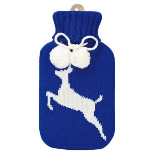 Reindeer Hot Water bottle £2 @ Tesco Direct