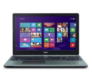Acer Aspire E1-570 15.6-inch Notebook - 8GB RAM - Intel i3 - 1TB £379.99 @ PC World