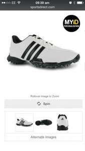 MyID Adidas power grind mens golf shoes Sportsdirect - £32.95 Delivered