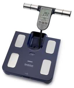Omron BF511 Blue Family Body Composition Monitor Amazon Was £119.95 Now £33.71