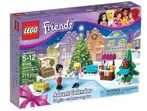 Lego Friends 41016 Advent Calendar £10 Delivered @ Amazon