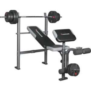 Maximuscle Bench & Weights Package @ Argos - £59.99 from £99.99 (was £79.99 on previous deal)