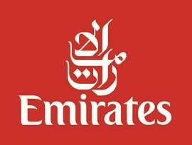 10% off all Emirates Economy and Business Class full fares @  Emirates Airlines