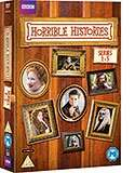 Horrible Histories: Series 1-5 Box Set (DVD) £11.99 with code @BBC Shop