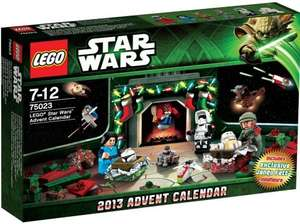 Lego Star Wars Advent Calendar 75023 @ Amazon £12.50