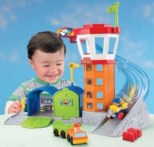 Fisher price Little people airport play set £10.99 @ Argos