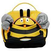 Samsonite funny face kids school bag, bee or panda, £8 from £27 @ Tesco