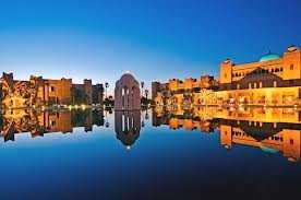 *July 2014* Marrakech, Morocco 4* Star - Half Board £386.46 per Couple, Price includes 7 Night Half Board Hotel, Flights & Transfers @ Travel Republic