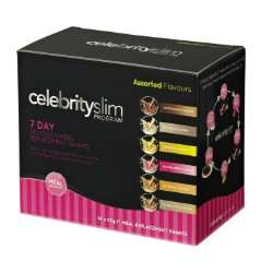 Celebrity Slim UK 7 Day Assorted for £19.99 plus £2.95 @ Co-operative Healthcare (Usually RRP's at £24.99 per pack)